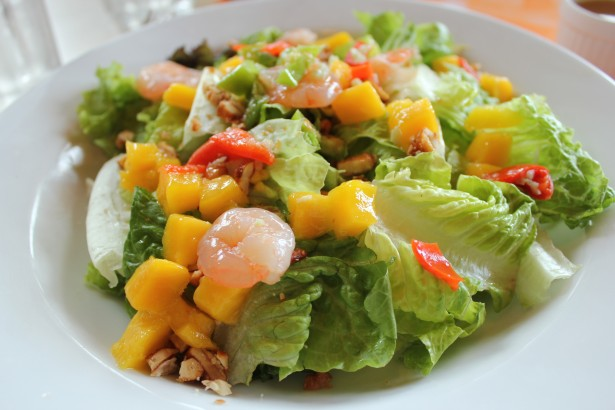 shrimp salad for weight loss detox