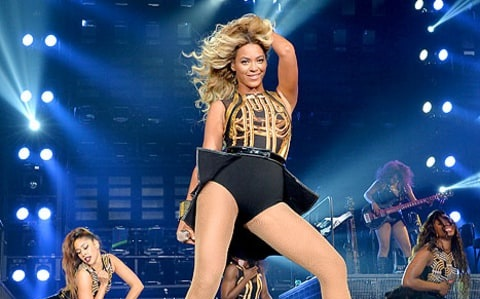 Beyonce did a body detox at home