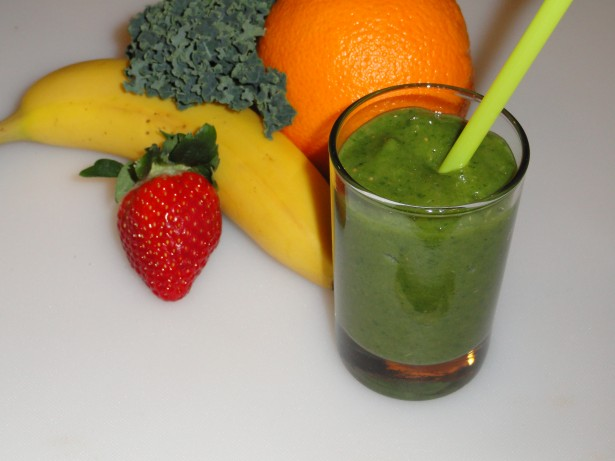 body cleansing smoothie